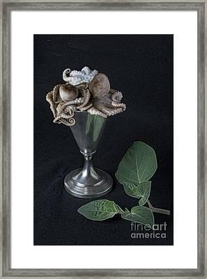 Sea Food Cocktail Framed Print
