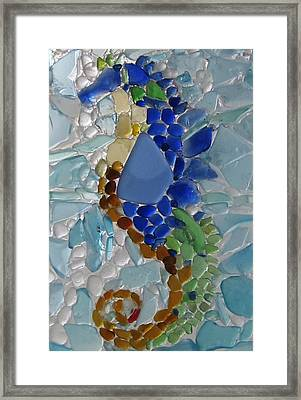 Sea Horse 1 Framed Print