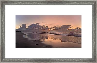 Sea Of Dreams Framed Print
