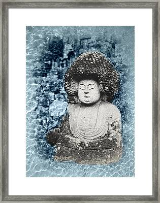 Sea Of Tranquility Framed Print by Bill Cannon