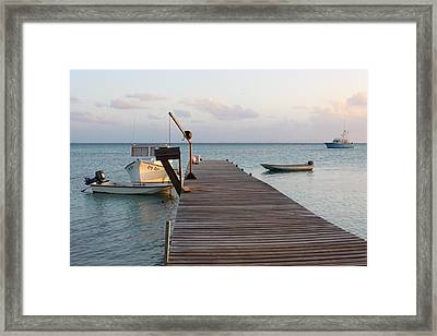 Sea Trance Framed Print