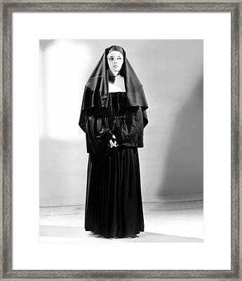 Sea Wife, Joan Collins, 1957, �20th Framed Print