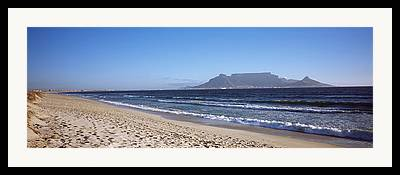 Table Bay Framed Prints