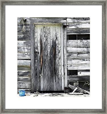 Seabrook Used To Be Fun Framed Print