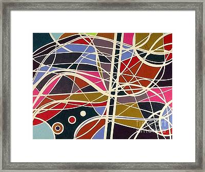 Seaching Framed Print by Hang Ho