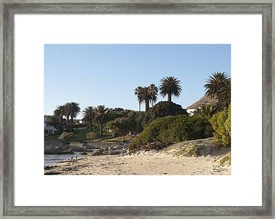 Seaforth Beach Framed Print by Tom Hudson