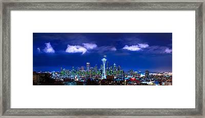 Seahawks Xlviii Framed Print