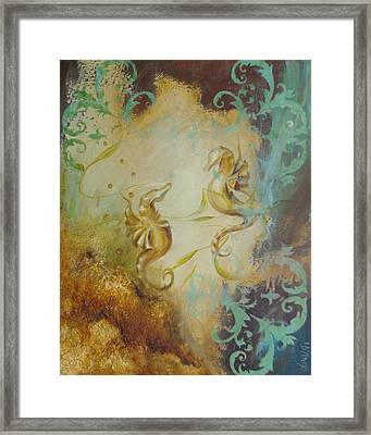 Seahorse Dream 1 Framed Print