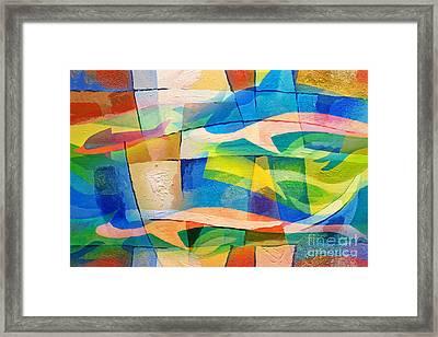 Sealife Framed Print by Lutz Baar