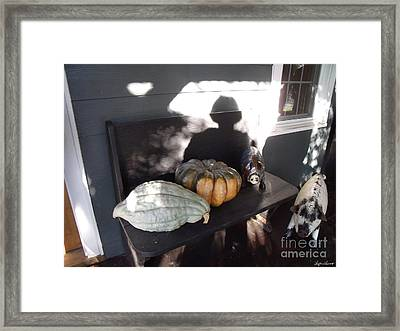 Framed Print featuring the photograph Seance  by Lyric Lucas