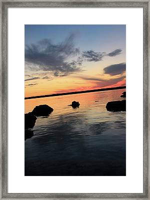 Searching For Yourself Framed Print by AR Annahita