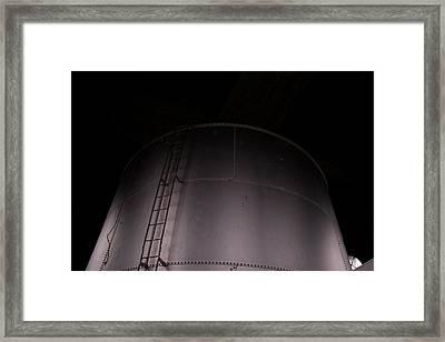 Sears Water Tower Framed Print