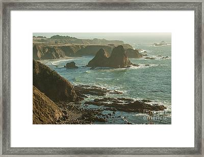 Seascape  1.7107 Framed Print