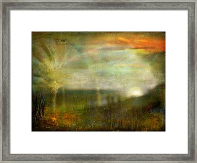 Framed Print featuring the photograph Seascape #22. Starmus Bay by Alfredo Gonzalez