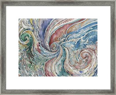 Seashell Framed Print by Igor Khalandovskiy