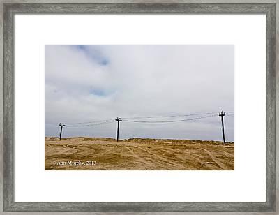 Seaside Heights Framed Print