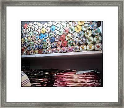 Season Of Kites Framed Print by Ankit Garg