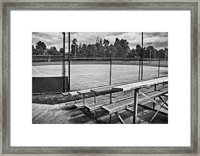 Season Over Framed Print