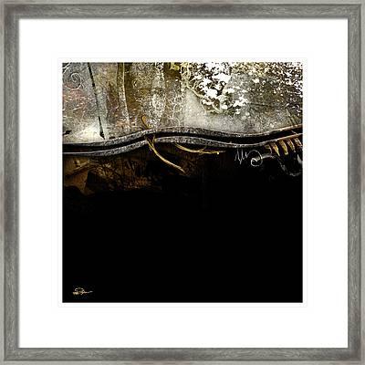 Seasonal Change Framed Print by James VerDoorn