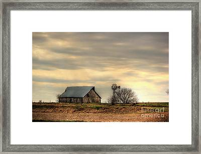Seasoned Framed Print
