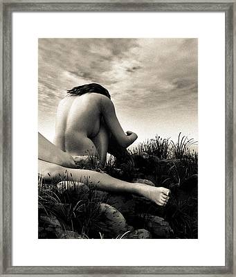 Seasons Framed Print by Bob Orsillo