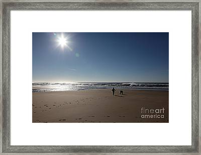 Seasons In The Sun 5d21322 Framed Print by Wingsdomain Art and Photography