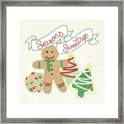 Seasons Sweetings Iv V2 Framed Print