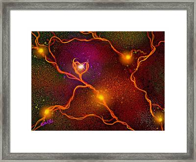 Seat Of The Soul Framed Print