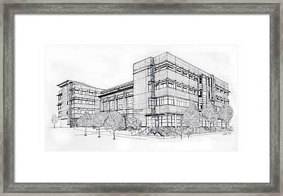 Seattle University Law School Framed Print