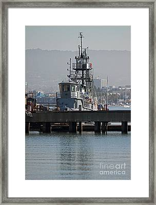 Seaworthy Framed Print by Suzanne Gaff