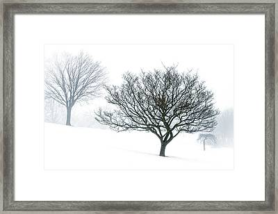 Framed Print featuring the photograph Secluded Silver Lining...... by Russell Styles