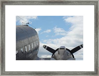 Second Chance Framed Print by Rachel Rodgers