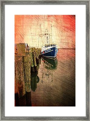 Second Wind Framed Print by Alice Gipson