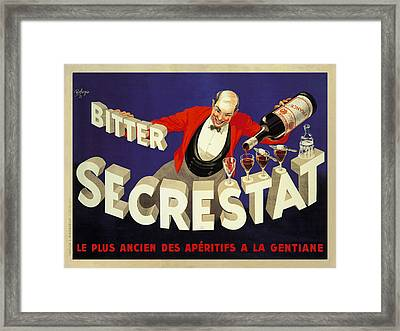 Secrestat 1935 Framed Print