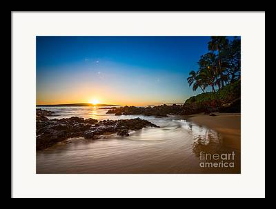 Wets Palm Beach Framed Prints