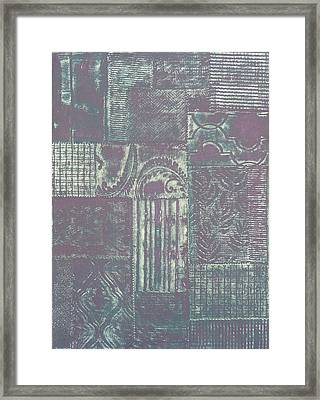 Secret Garden #7 Framed Print