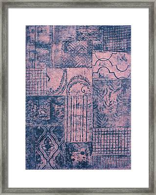 Secret Garden #8 Framed Print