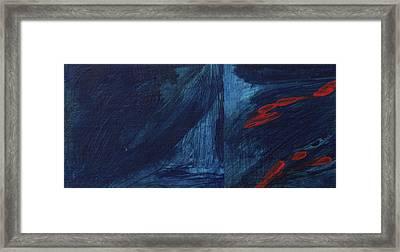 Secret Framed Print by Hatin Josee
