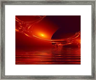 Secret Passion.  Framed Print by Tautvydas Davainis