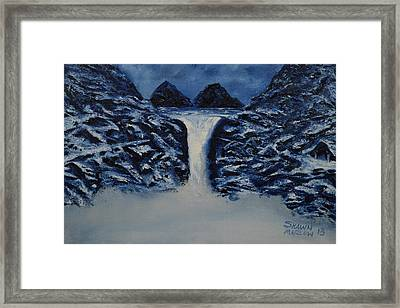 Secret Places Framed Print by Shawn Marlow