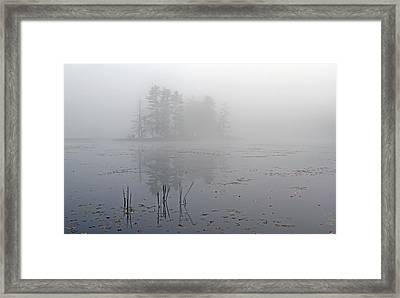 Secret Silence Framed Print by Juergen Roth