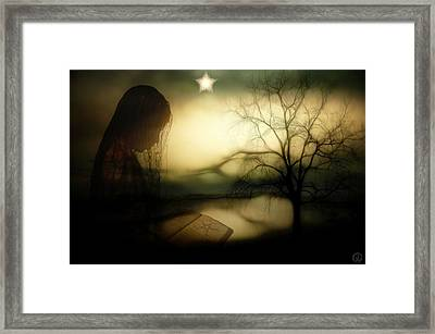 Secret Studies Framed Print