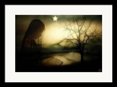 Fiveedged Star Framed Prints