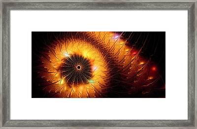 Secret Weapon Framed Print by Anastasiya Malakhova