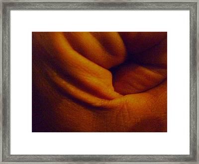 Secrets Framed Print by Beto Machado