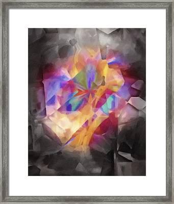 Secretscape Artisan Framed Print by Lutz Baar