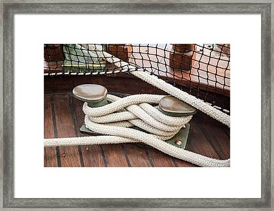 Secure Framed Print