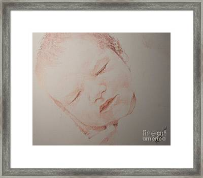 Secure Framed Print by Mary Lynne Powers