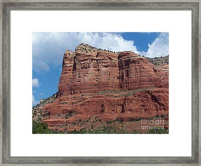 Sedona 8 Framed Print