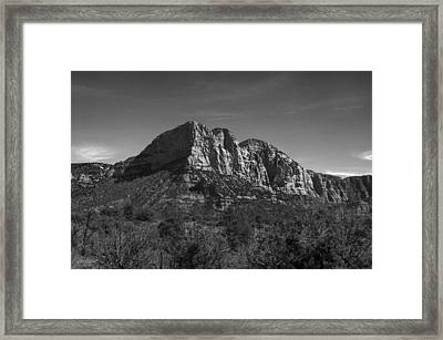 Sedona Arizona Framed Print
